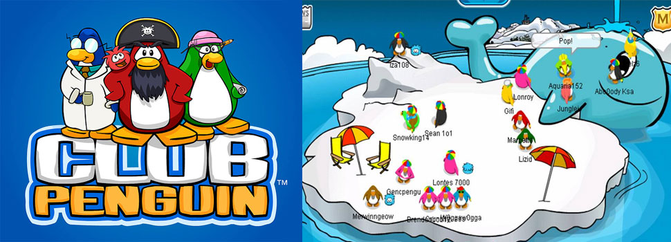 Club Penguin: free virtual worlds online