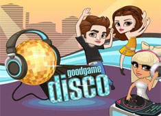 Disco world game